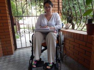 Полтавку оштрафували на сім тисяч за пандус для інвалідного візка: нові подробиці