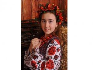 Фото: Школярка з Полтавщини перемогла в міжнародному конкурсі дитячої творчості