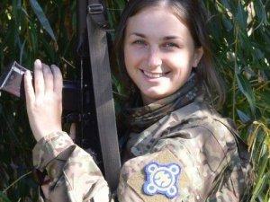 Фото: Учасниця АТО Алла Федорченко склала повноваження депутата Полтавської облради