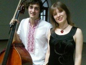 Фото: У Полтаві відбувся концерт «Oyster Duo»