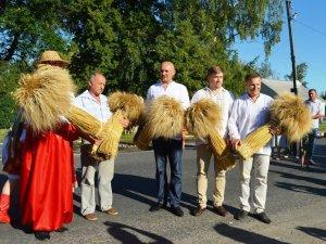 Фото: Із духовим оркестром, парадом техніки та київським гостем – у Семенівці відсвяткували обжинки