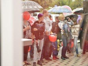 Фото: У Полтаві відкрили перший магазин Vodafone