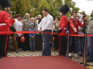 У Полтаві відкрили перший магазин Vodafone