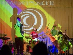 Музика та театр у сільському клубі в Баранівці