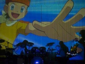 Фото: Музика та театр у сільському клубі в Баранівці