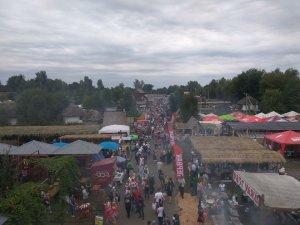 Фото: Сорочинський ярмарок офіційно відкрили