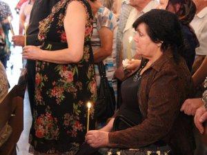 Фото: Полтава прощалася із доблесним майором Денисом Лесняком (ФОТО)