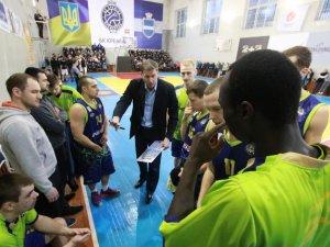 Фото: Баскетбольний «Кремінь» візьме участь у Суперлізі та змінив тренера
