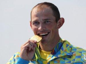 Фото: Український каноїст випускник полтавського вишу став Олімпійським чемпіоном з новим рекордом