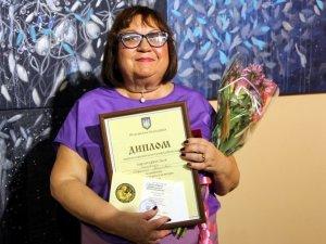 Фото: У Полтаві вручили премію імені Самійла Величка