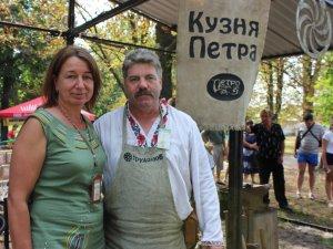 Фото: У Миргороді втретє відбувся Ковальський фестиваль ножових майстрів (ФОТО)