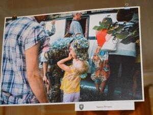 Фото: Відкрилась фотовиставка про батальйон «Полтава»