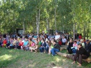 Фото: У селі на Полтавщині відбувся музичний фест