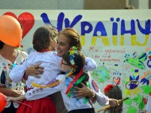 Полтавці гуляють на День Незалежності України (фото)
