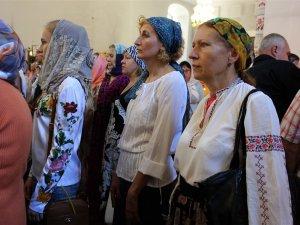 Фото: У кафедральному соборі Полтави відбулося храмове свято (ФОТО)