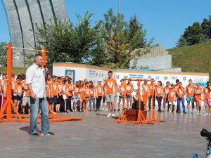 Фото: Кременчужани повернулися із перемогою з Чемпіонату України по Street Workout