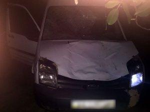 Фото: Затримали підозрюваного у смерті трьох пішоходів на Полтавщині