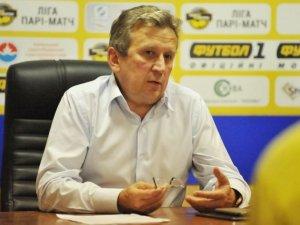 Фото: Президент «Ворскли» про перемогу над «Динамо» та трансфер Турсунова