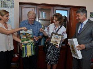 Фото: На Полтавщині побували представники української діаспори з американського міста-побратима