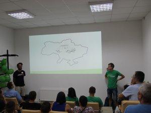 Фото: У Полтаві презентували шведські ІТ-курси з безкоштовними місцями для учасників АТО та переселенців