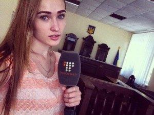 Фото: Полтавська журналістка, яку адвокат погрожувала побрити наголо, написала заяву у поліцію