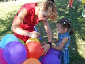 Фото: На Полтавщині вперше відкрили табір для дітей з аутизмом