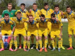 Фото: Юнацька збірна України з воротарем із «Ворскли» в Сербії обіграла Ізраїль