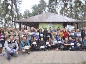 Фото: У Полтаві відбувся перший «Green Camp»