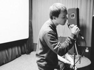 Фото: До Полтави завітає один з перших українських аудіопоетів