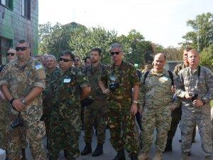 Фото: У Миргороді працювали представники ОБСЄ