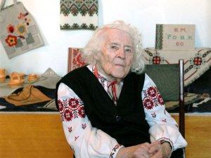 Фото: Кримська полтавка Віра Роїк першу свою роботу присвятила Володимиру Короленку